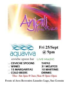 aquaviva viernes 25 sept