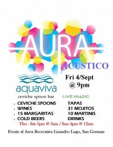 aquaviva viernes 4 sept 2015
