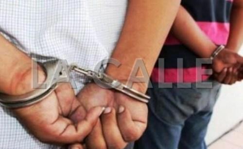 dos arrestados 2
