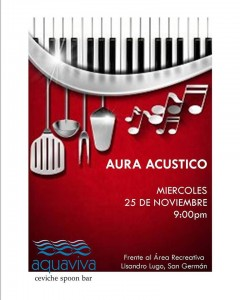 aquaviva miercoles 25 nov 2015