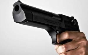 robo pistola
