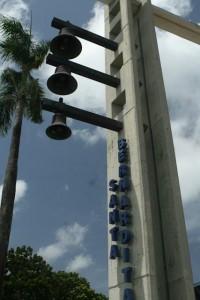 Los hechos ocurrieron en la Parroquia Santa Bernardita en la urbanización Country Club (Archivo).