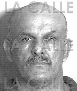 Foto de la ficha de José M. Rosado (Suministrada Policía).