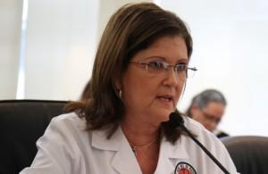 Dra. Ana Ríus Armendáriz, Secretaria de Salud de Puerto Rico (Archivo).