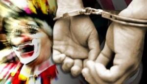 El payaso fue arrestado junto a otros cinco individuos (Archivo).