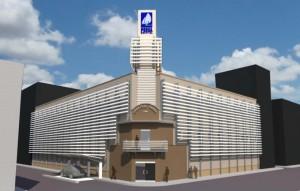 Concepto de lo que será el Hospital Perea de Mayagüez luego de su remodelación (Suministrado).