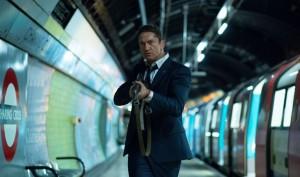 """Gerald Butler regresa a su papel del agente del Servicio Secreto, Mike Benning, en """"London Has Fallen"""" (Suministrada)."""