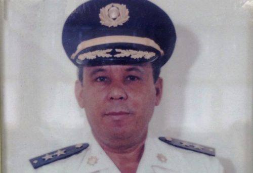La Policía notificó el deceso del excomandante Ramón Ruperto Quiles (Suministrada Policía).