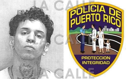 Foto de la ficha de Omar Barrios Camacho (Suministrada Policía).
