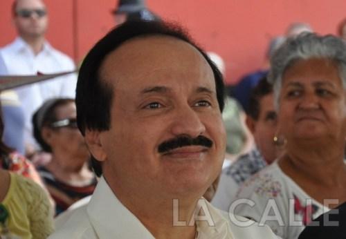 José Guillermo Rodríguez, alcalde de Mayagüez (Archivo).
