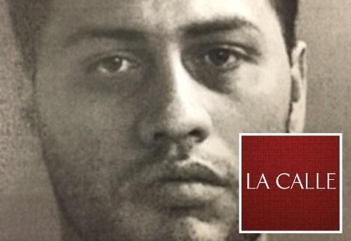 Esta foto de ficha en la que aparece Feliciano Vega sin un rasguño en el rostro, fue tomada luego de que circularan en la redes sociales la fotos de un hombre con la cara ensangrentada, alegando que era él (Suministrada Policía).