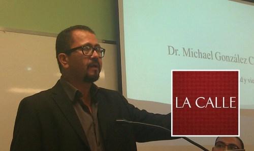 Dr. Michael González Cruz, sociólogo y profesor del RUM (Foto Archivo).