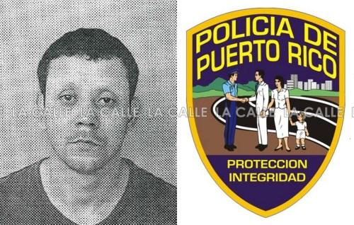 Foto de la ficha de Lester Acosta Ramos (Suministrada/Policía).