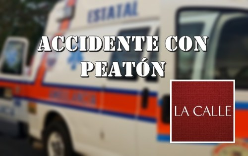 accidente con peaton logo