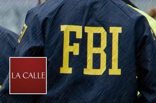 El FBI tomó control de la investigación.