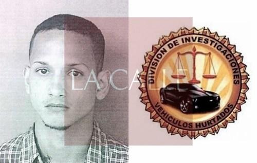 Foto de la ficha de Edward Figueroa Valentín (Suministrada/Policía).
