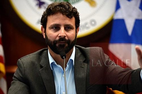 """Representante José """"Che"""" Pérez Cordero (Suministrada/Cámara de Representantes)."""