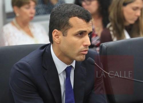 Michael Pierluisi Rojo, Secretario del DACO (Suministrada).