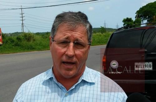 Roberto Ramírez Kurtz, Alcalde de Cabo Rojo (Foto/LA CALLE Digital).