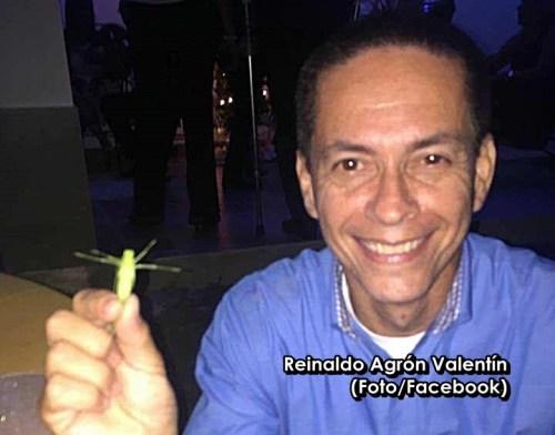 Reinaldo Agron calce