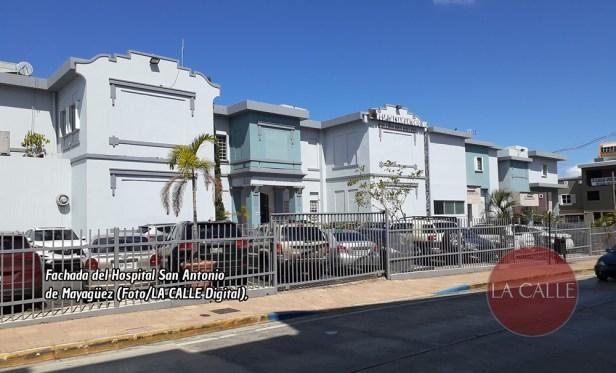 Hipotecan en $1.2 millones el Hospital San Antonio de Mayagüez