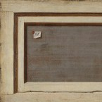 Clemens Gijsbrechts - Rückseite eines Gemäldes - 1670