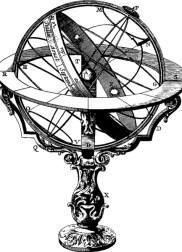 Armillarsphäre (zu Jacques Lacan, Sinthom, Vorlesung zu Joyce und Chomsky)