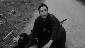 Samurai Fiction - Mizoguchi bittet Kazamatsuri mit der Gewal aufzuhören
