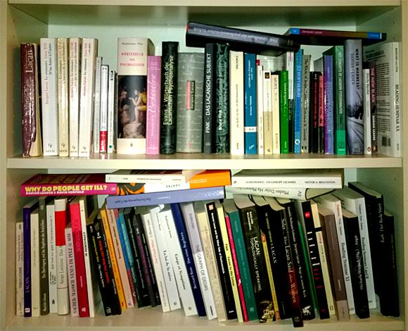 Lacan-Bücher
