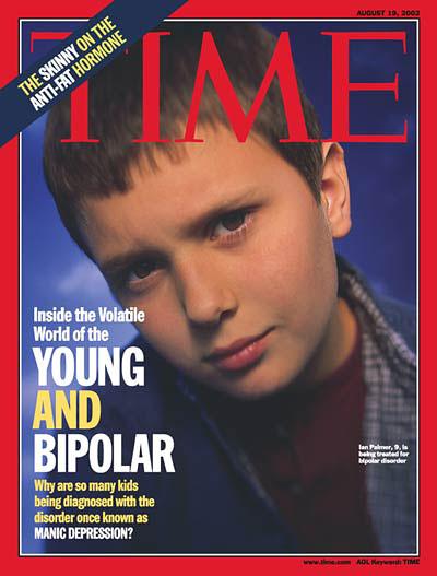 Time 19 August 2002 Young and Bipolar (zu Darian Leader, Bipolarität)