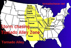 Tornado Alley (Wallace, Das Reale, Reales, Sinthom)