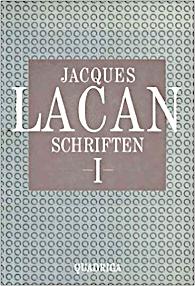 Titelseite von: Jacques Lacan: Schriften I, Haas-Ausgabe, Quadriga 1986