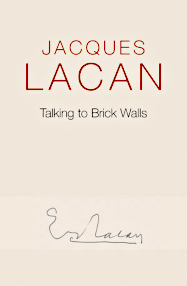 Jacques Lacan, Talking to brick walls, Titelseite