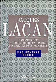 Jacques Lacan, Seminar 2, Das Ich, Quadriga 1991, Titelseite