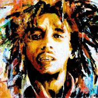 Stir it up Bob Marley