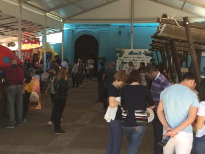 Pitufo mercado