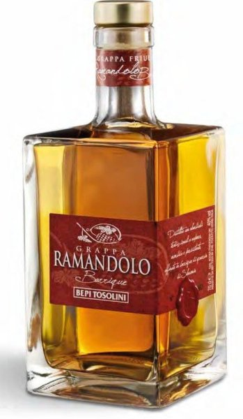 Grappa Decanter Ramandolo