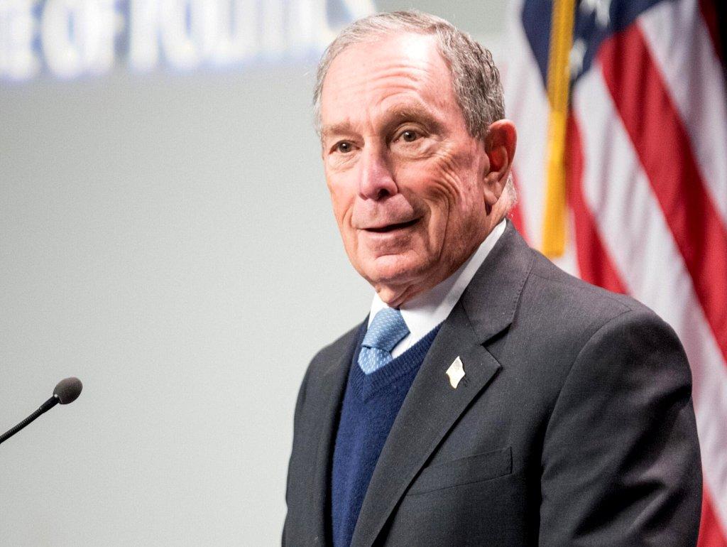 Michael Bloomberg bombardea Florida con avisos en apoyo a Biden