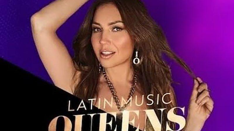 Thalía protagonista y productora ejecutiva de la serie Latin Music Queens