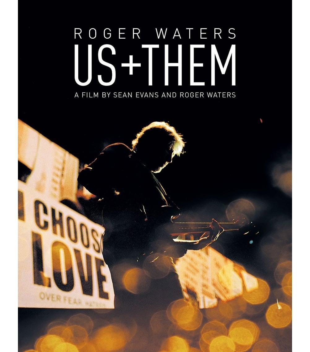 Roger Waters presenta US + THEM