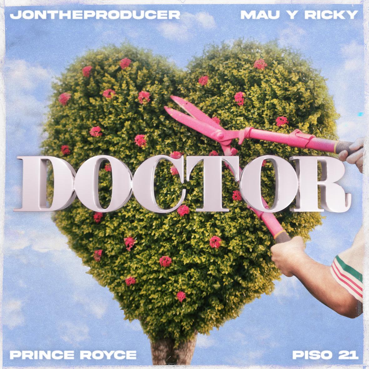 """Jon The Producer ganador del Latin Grammy lanza su sencillo debut """"Doctor"""""""