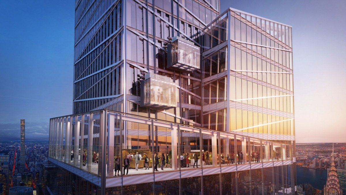 Summit One Vanderbilt se lanza el 21 de octubre anunciando la reapertura de la ciudad de Nueva York