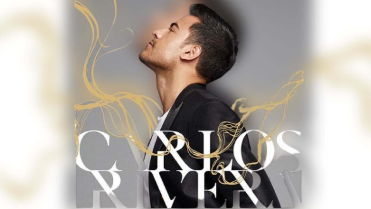 Carlos Rivera honra a las Leyendas en su nuevo disco