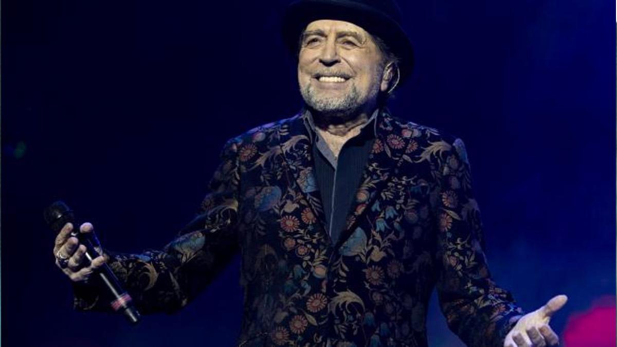 Joaquín Sabina recibirá el Premio a la Excelencia Musical en los Grammy Latinos