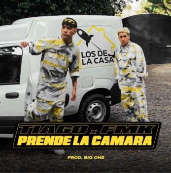 FMK y Tiago PZK lanzaron «Prende la Cámara»