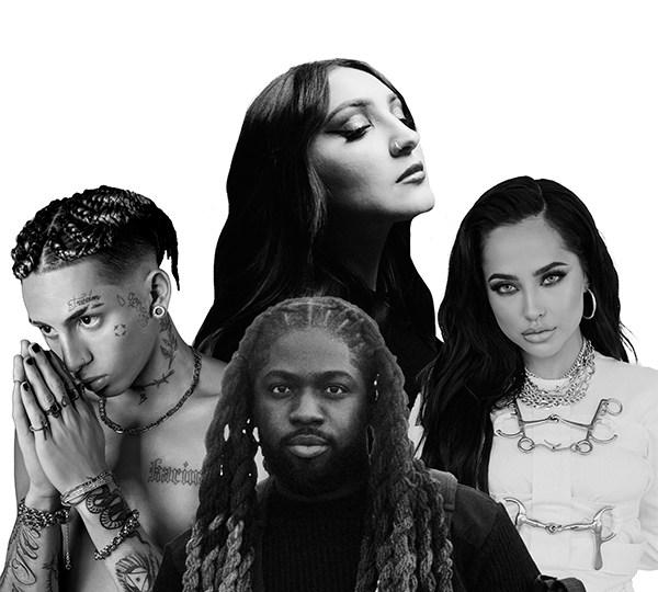KHEA compartió el videoclip de «Only One» junto a Julia Michaels y Becky G