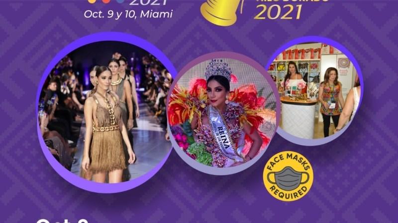"""Llega a Miami """"Muestra Herencia 2021"""" organizado por Colombia Trade expo junto al consulado colombiano"""