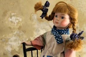 Bambola biricchina