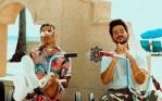 "Rauw Alejandro estrena ""Remix Tattoo"" junto a Camilo"