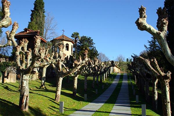 Las Caldas de Oviedo - Entorno Rural en Asturias - - La Casa Azul de Las Caldas